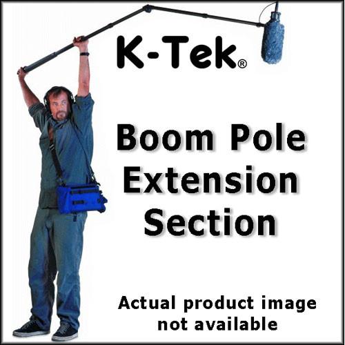 K-Tek K-EX60 Boom Pole Extension Section