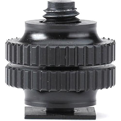"K-Tek KSA - Adjustable Camera Shoe Mount Adapter with 3/8"" - 16 Threading"