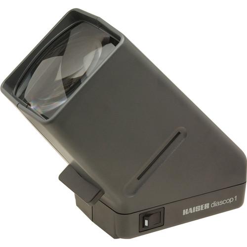 Kaiser Diascop 1 Viewer with 2x Lens