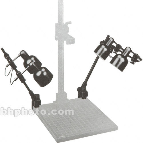 Kaiser RB 2 Copy Light Set For Four 75 Watt Tungsten Lamps