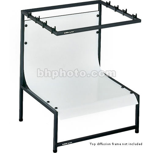 Kaiser Diffused Sweep Shooting Table - 20x24x19""