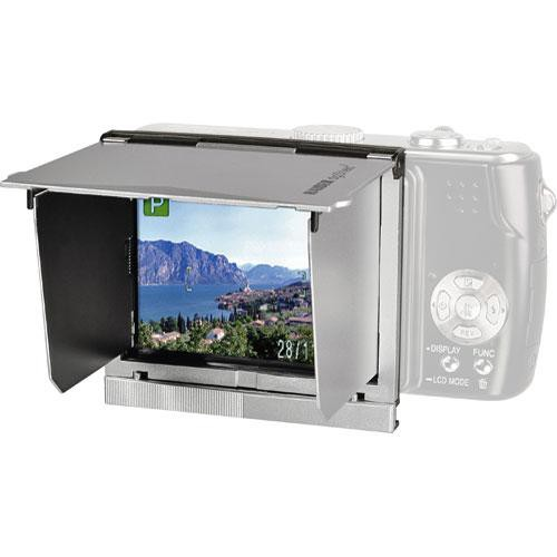 "Kaiser digiShield Folding LCD Hood for 3"" LCD Displays"