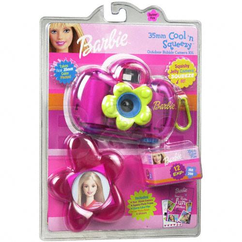 Kalimar Barbie 35mm Camera - Pink