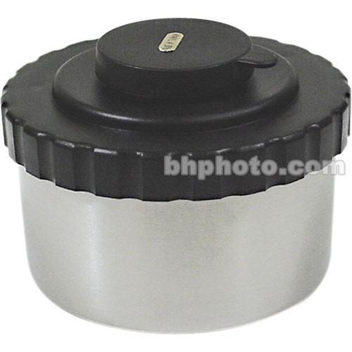 Kalt Stainless Steel Tank with Plastic Lid without Reel for One 35mm Reel