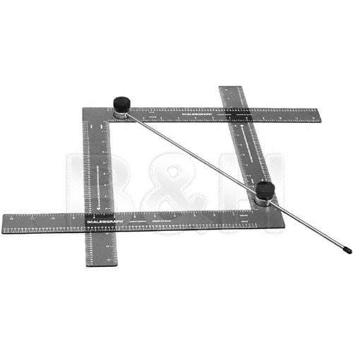 """Kalt Scaleograph 12"""""""