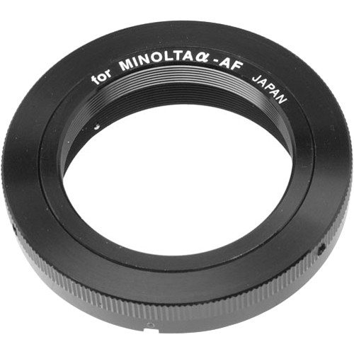 Kalt T-Mount SLR Camera Adapter for Sony & Minolta AF