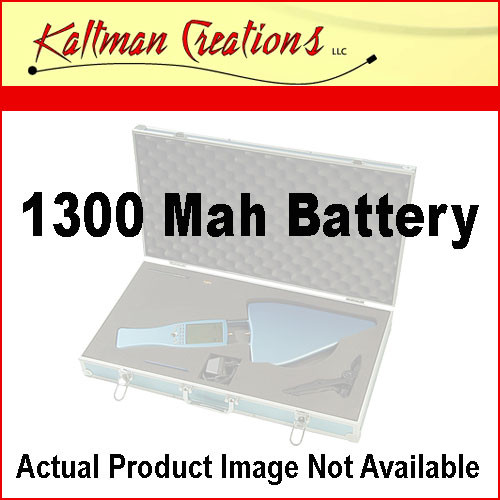 Kaltman Creations 1300mAh Battery for RF Analyzer