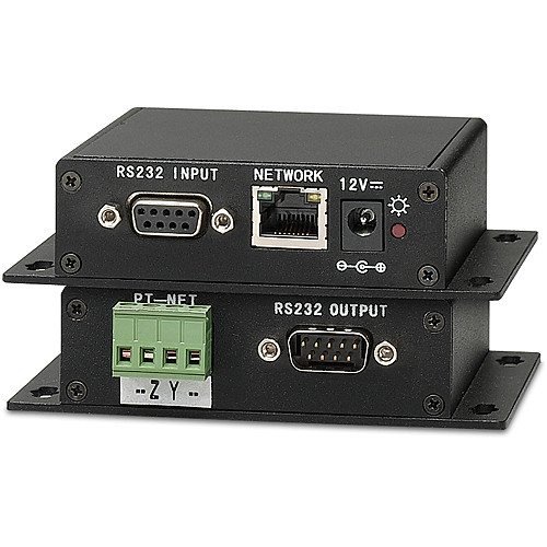 KanexPro RS-232 to Ethernet Control Processor