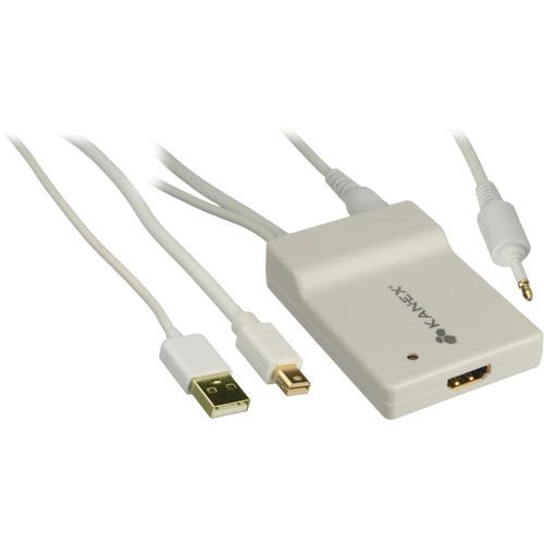Kanex iAdapt 51 Mini DisplayPort to HDMI Adapter