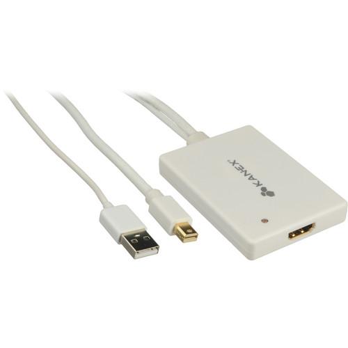 Kanex iAdapt 20 Mini DisplayPort to HDMI Adapter