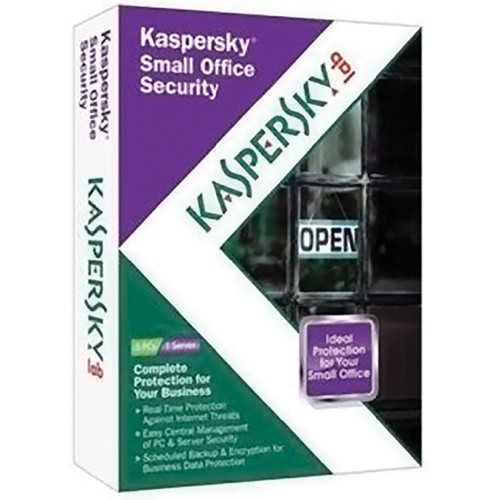 Kaspersky Small Office Security Software (5-User) - 1-Server