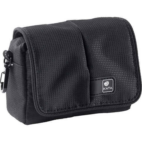 Kata KT DL-DF-410-V DF-410V DL; Digital Flap-Pouch (Black)