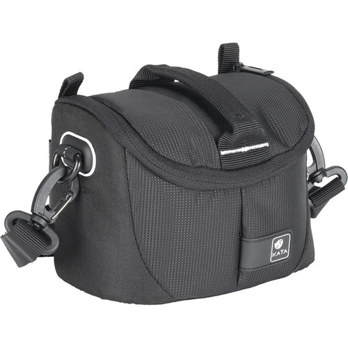 Kata Lite-431 DL Shoulder Bag for Mirrorless Camera or Handycam (Black)