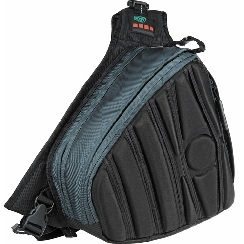 Kata T-214 GDC Torso-Pack Sling Case - for SLR Camera or Camcorder with Accessories (Black)