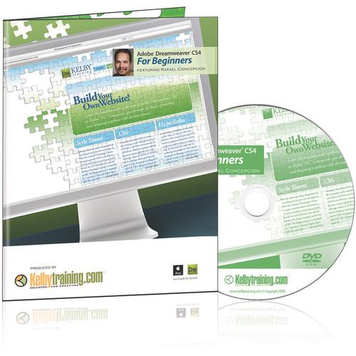 Kelby Media DVD: Adobe Dreamweaver CS4 for Beginners with Rafael RC Concepcion