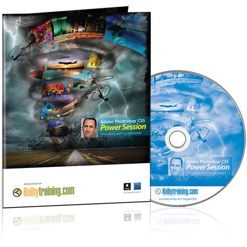 Kelby Media DVD: Adobe Photoshop CS5 Power Session