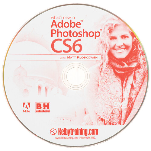 Kelby Media DVD: What's New in Adobe Photoshop CS6