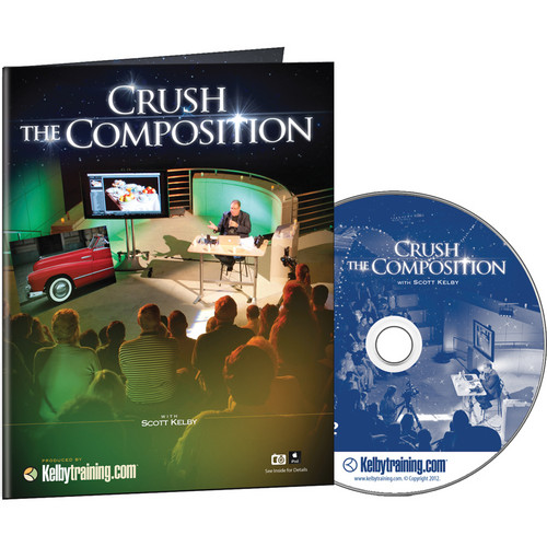 Kelby Media DVD: Crush The Composition
