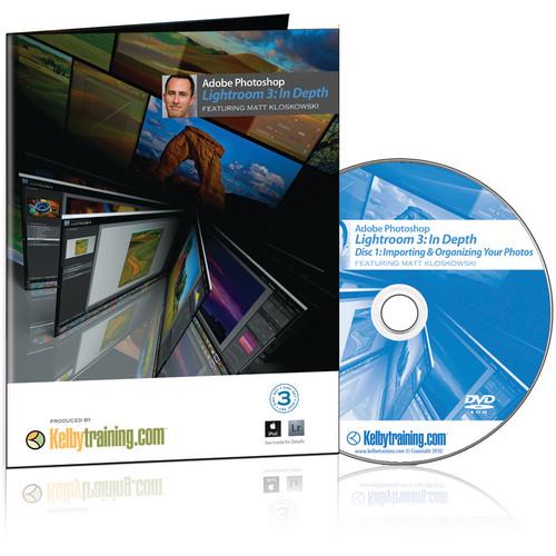Kelby Media DVD: Adobe Photoshop Lightroom 3 In-Depth with Matt Kloskowski