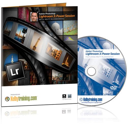 Kelby Media DVD: Adobe Photoshop Lightroom 3 Power Session with Matt Kloskowski