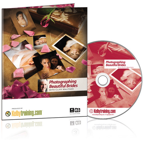 Kelby Media DVD: Photographing Beautiful Brides with Cliff Mautner