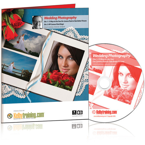 Kelby Media DVD: Wedding Photography with David Ziser