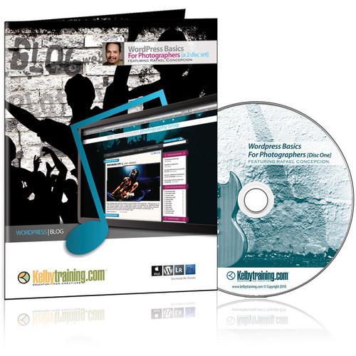 Kelby Media DVD: WordPress Basics for Photographers