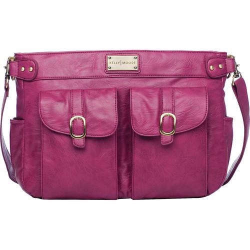 Kelly Moore Bag Classic Bag (Rich Fuchsia)