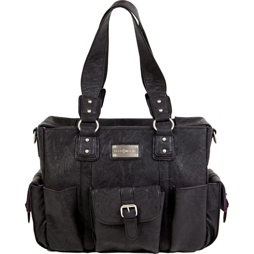 Kelly Moore Bag JuJu Shoulder Bag (Black)