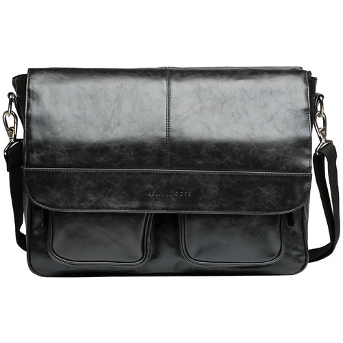 Kelly Moore Bag Kelly Boy Bag with Trolley Sleeve (Black)
