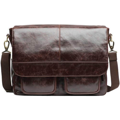 Kelly Moore Bag Kelly Boy Bag with Trolley Sleeve (Brown)