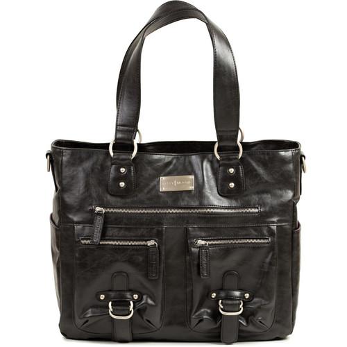 Kelly Moore Bag The Libby Shoulder Bag (Black)