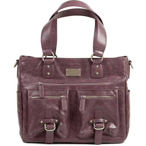 Kelly Moore Bag Libby Shoulder Bag (Lavender)