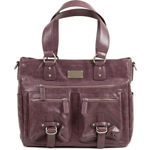 Kelly Moore Bag Libby Shoulder Bag (Lavender)