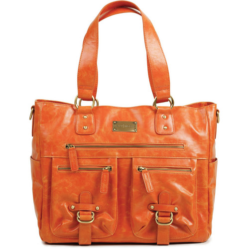 Kelly Moore Bag The Libby Shoulder Bag (Orange 2015)