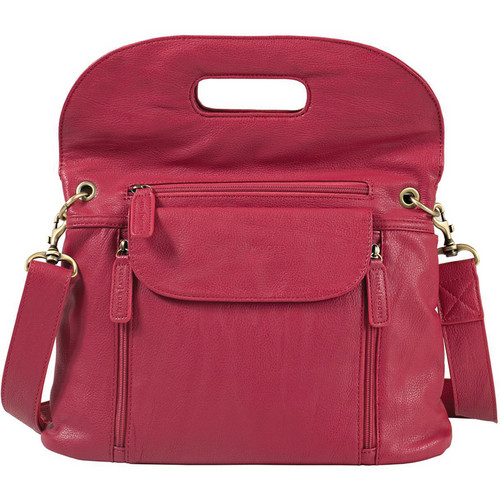 Kelly Moore Bag Posey 2 Bag (Raspberry)
