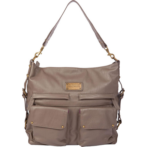 Kelly Moore Bag 2 Sues Shoulder Bag (Gray)