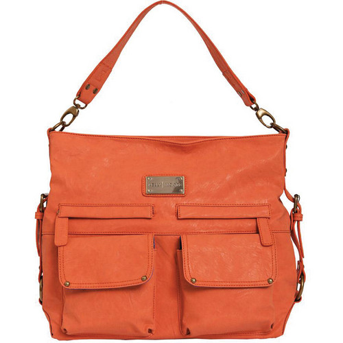 Kelly Moore Bag 2 Sues Shoulder Bag (Orange)