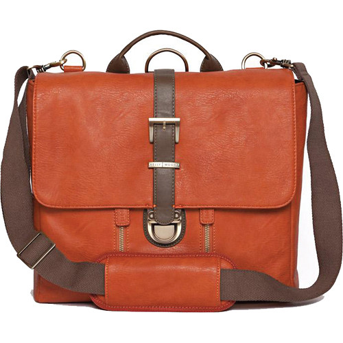 Kelly Moore Bag Chapel Convertible Backpack (Burnt Orange)