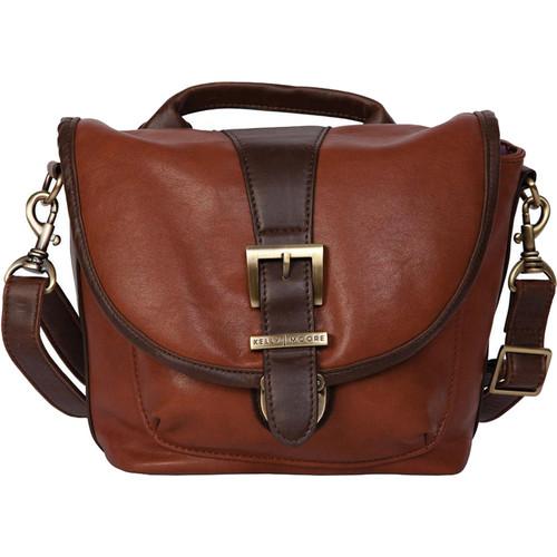 Kelly Moore Bag Riva Shoulder Bag with Removable Basket (Saddle)