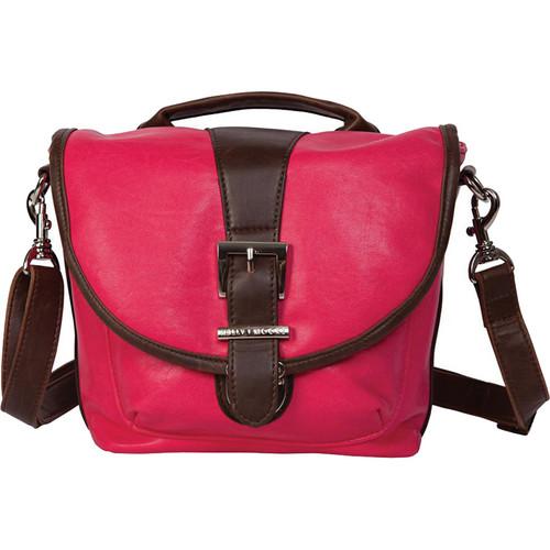 Kelly Moore Bag Riva Shoulder Bag with Removable Basket (Orchid)