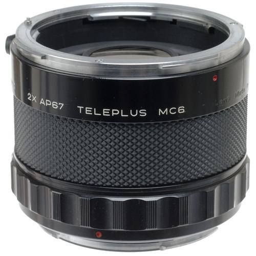 Kenko 2X MC6 Teleplus Teleconverter for Pentax 6x7/67