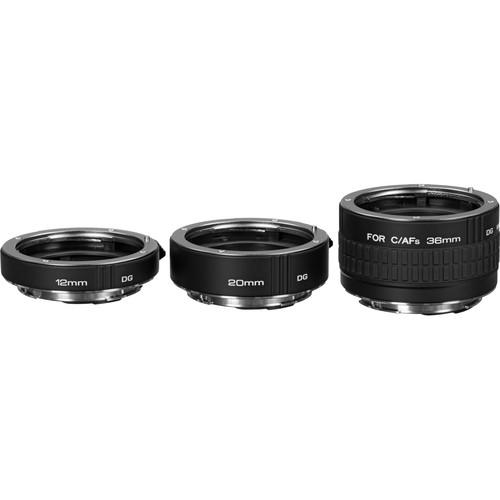 Kenko Auto Extension Tube Set DG for Canon EOS Lenses