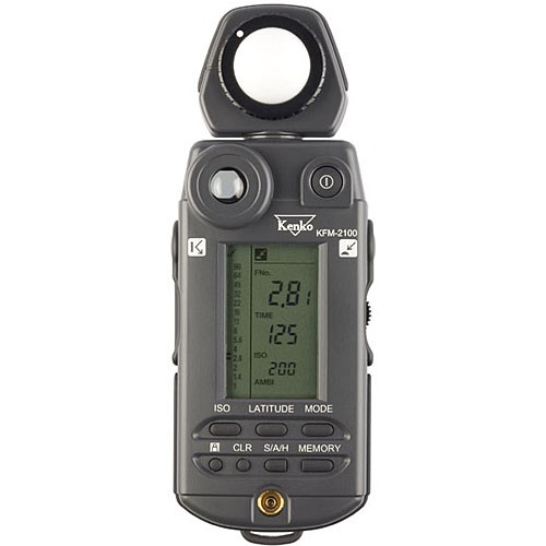 Kenko KFM-2100 Professional Flash Meter