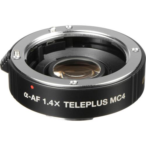 Kenko TelePlus MC4 AF 1.4x DGX Teleconverter for Sony Alpha Digital SLRs