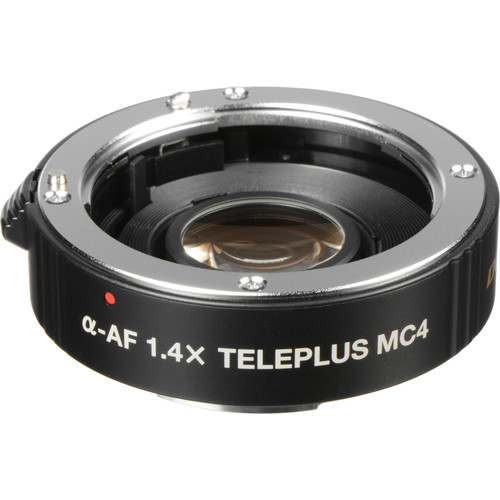 Kenko TelePlus MC4 AF 1.4x DGX Teleconverter for Sony Alpha Digital SLRs