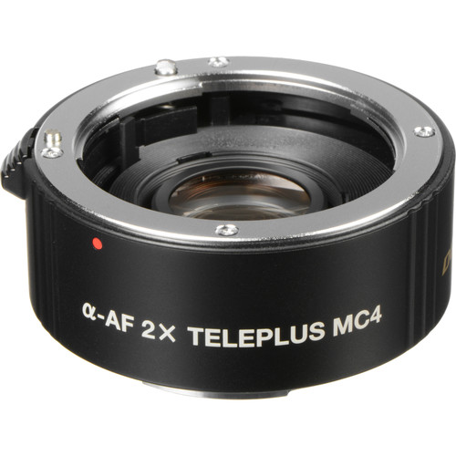 Kenko TelePlus MC4 AF 2.0X DGX Teleconverter for Sony Alpha Digital SLRs