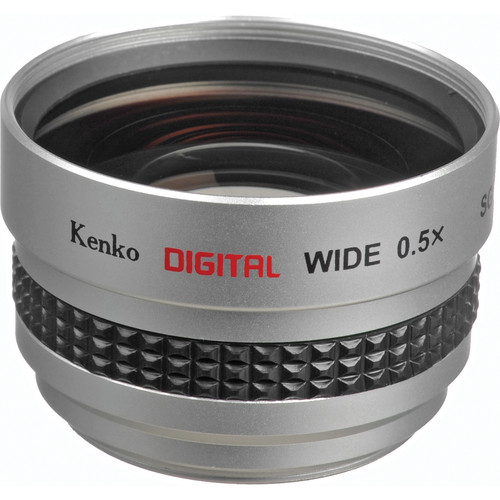 Kenko SGW-05 37mm 0.5x Wide Angle Converter Lens