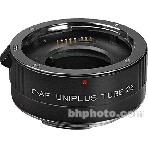 Kenko 25mm Uniplus Tube DG Autofocus Extension Tube for Canon EOS EF