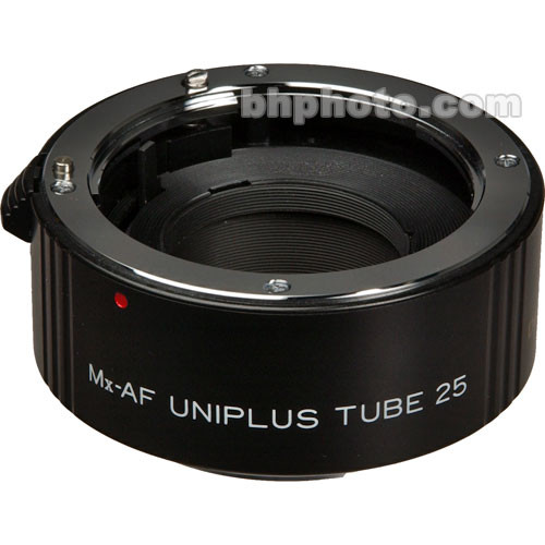 Kenko 25mm Uniplus Tube DG AF Extension Tube for Sony SLR & Minolta Maxxum